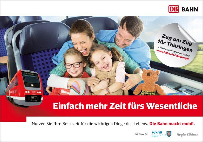 DB-Anzeigen