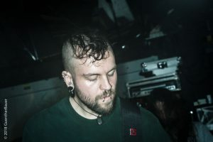Aufrtitt der veganen straight edge Hardcore-Band CLEARXCUT im Club Waldmeister e.V. in Solingen.